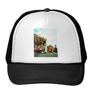 France, the Flanders Giants on Parade Trucker Hat