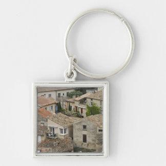 France, Vaison la Romaine. Looking down on Keychain
