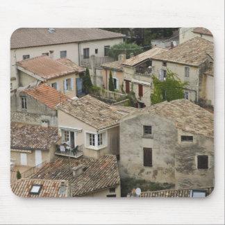 France, Vaison la Romaine. Looking down on Mouse Pad