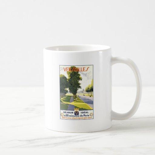 France Versailles Mug