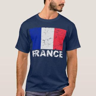 France Vintage Flag T-Shirt