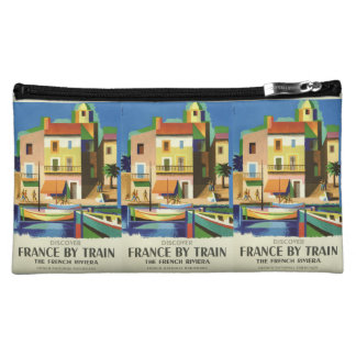 FRANCE Vintage Travel accessory bags