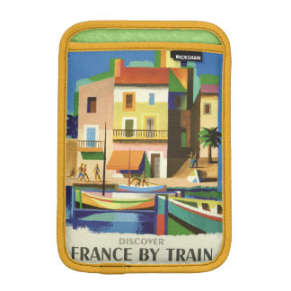 FRANCE Vintage Travel device sleeves