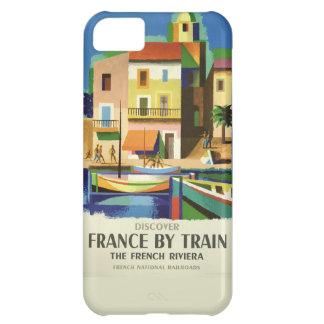 FRANCE Vintage Travel iPhone cases iPhone 5C Case