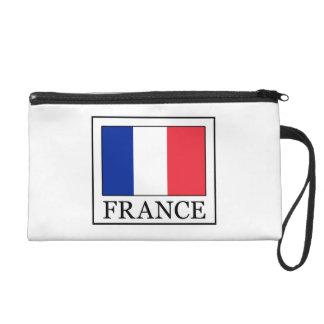 France Wristlet