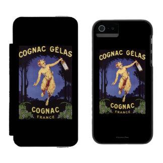 FranceCognac Gelas Promotional PosterFrance iPhone SE/5/5s Wallet Case
