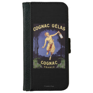 FranceCognac Gelas Promotional PosterFrance Wallet Phone Case For iPhone 6/6s