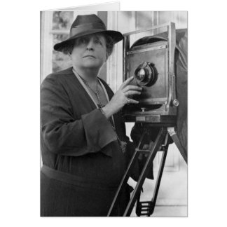 Frances Benjamin Johnston, 1936 Cards
