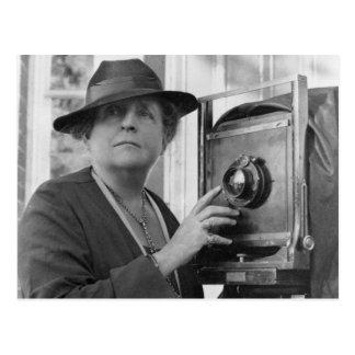 Frances Benjamin Johnston, 1936 Post Card