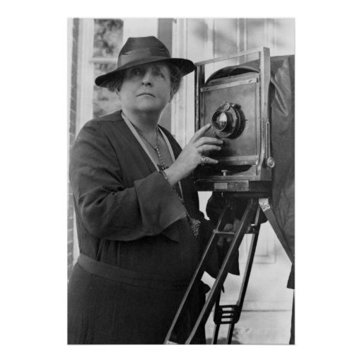 Frances Benjamin Johnston, 1936 Póster