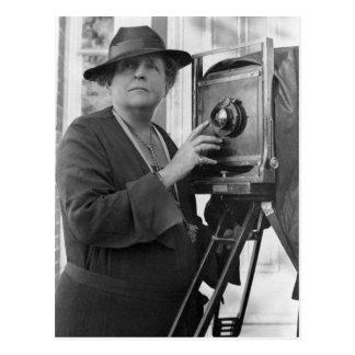 Frances Benjamin Johnston, 1936 Tarjeta Postal