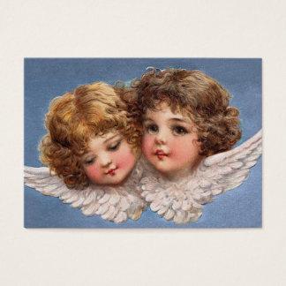 Frances Brundage: Angel Couple 1 Business Card