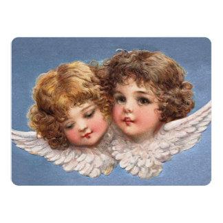 Frances Brundage: Angel Couple 1 Card