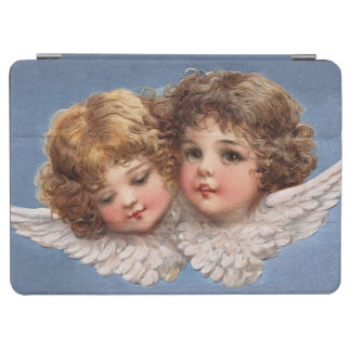 Frances Brundage: Angel Couple 1 iPad Air Cover