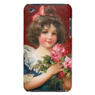Frances Brundage: Girl with Roses Barely There iPod Case