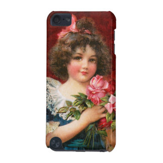 Frances Brundage: Girl with Roses iPod Touch (5th Generation) Case