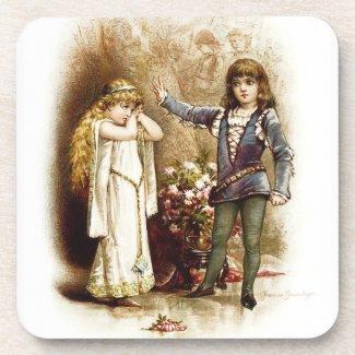 Frances Brundage: Hamlet and Ophelia