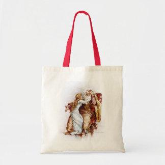 Frances Brundage: King Lear and Cordelia Tote Bag