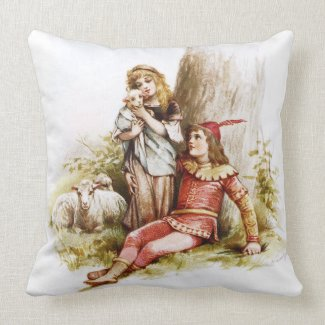 Frances Brundage: Prince Florizel and Perdita