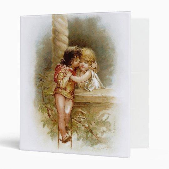 Frances Brundage: Romeo and Juliet 3 Ring Binder