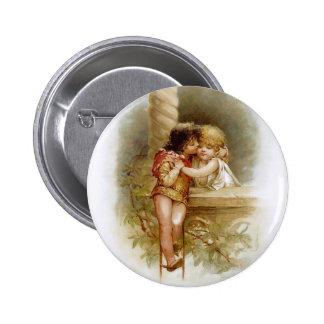Frances Brundage Romeo and Juliet Buttons