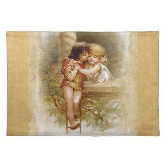 Frances Brundage: Romeo and Juliet Cloth Placemat