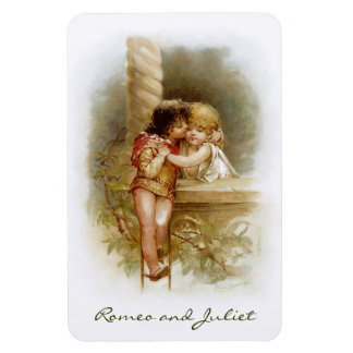 Frances Brundage: Romeo and Juliet Rectangular Photo Magnet