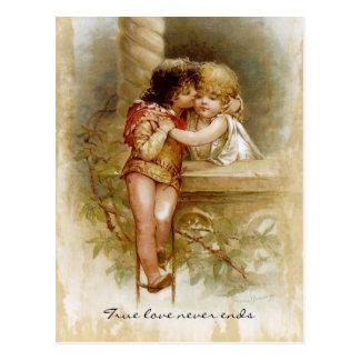 Frances Brundage: Romeo y Juliet Postal