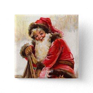 Frances Brundage: Santa Claus with Toy