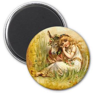 Frances Brundage: The Children's Shakespeare 2 Inch Round Magnet