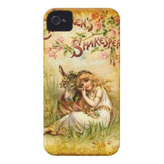 Frances Brundage: The Children's Shakespeare iPhone 4 Case