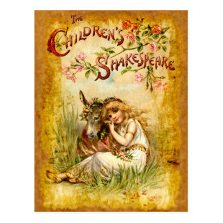 Frances Brundage: The Children's Shakespeare Postcard