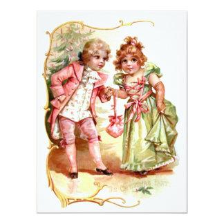 Frances Brundage: The Christmas Party Custom Announcement
