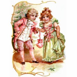Frances Brundage: The Christmas Party