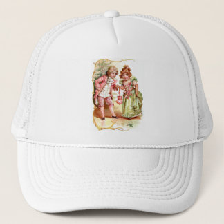Frances Brundage: The Christmas Party Trucker Hat