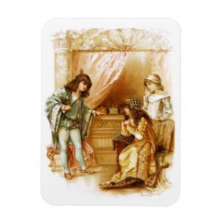Frances Brundage: The Merchant of Venice Rectangular Photo Magnet