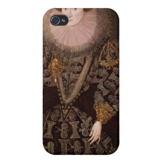 Frances Clinton, Lady Chandos , 1589 Cover For iPhone 4