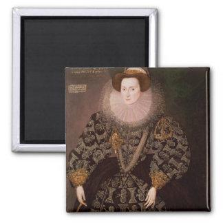Frances Clinton, Lady Chandos , 1589 Magnet