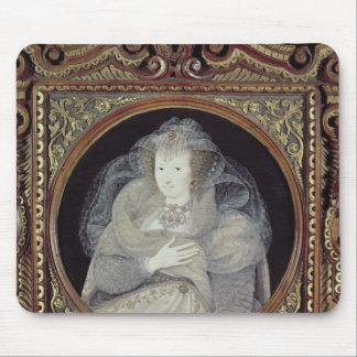 Frances, Countess Howard Mousepad