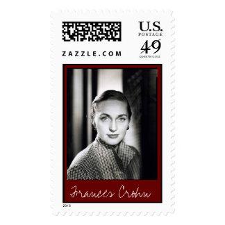 Frances Crohn Stamp