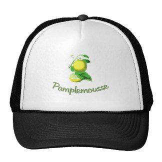 Francés de Pamplemousse para el pomelo Gorras