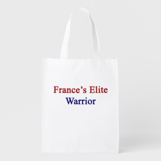 France's Elite Warrior Market Tote