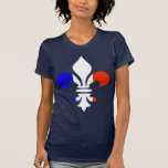 Francés-fleur-de-lis - Camiseta