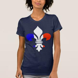 Francés-fleur-de-lis - Camiseta Playeras