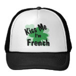 francés gorras de camionero