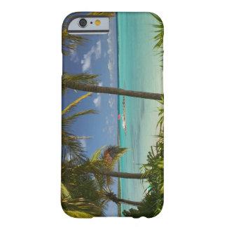 Francés las Antillas, Guadaloupe, grande Terre, 2 Funda Para iPhone 6 Barely There