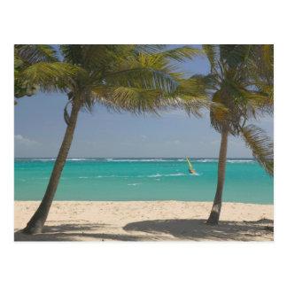 Francés las Antillas, Guadaloupe, Marie, Galante 2 Tarjetas Postales