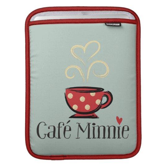 Francés Mickey el | Café Minnie Funda Para iPad