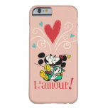 Francés Mickey el | L'amour Funda Barely There iPhone 6