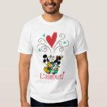 Francés Mickey el | L'amour Remeras
